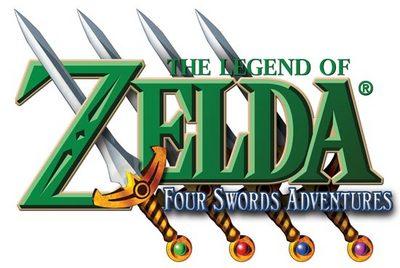 Four Swords Adventures Logo