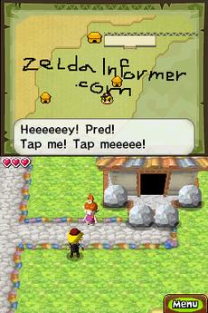 ZeldaInformer Spirit Tracks