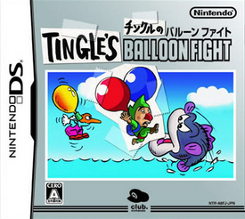 Tingle's Balloon Fight