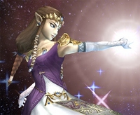 Zelda From Brawl