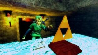 Fan-made Zelda Wii Screenshot