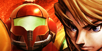 Metroid and Link, They Belong Together