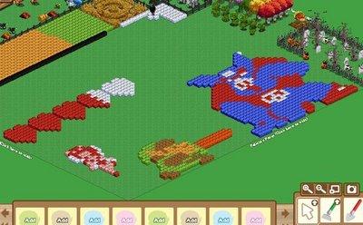 Facebook Farmville Zelda Style