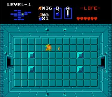 Legend of Zelda - Boomerang