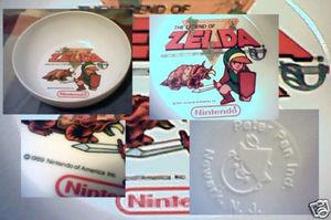 The Legend of Zelda Bowl