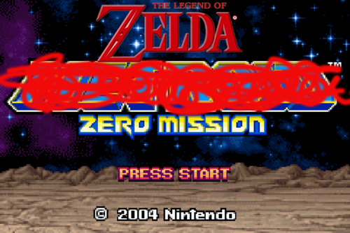 Zelda: Zero Mission