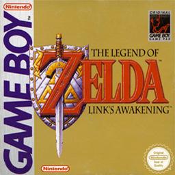 Link's Awakening Cover