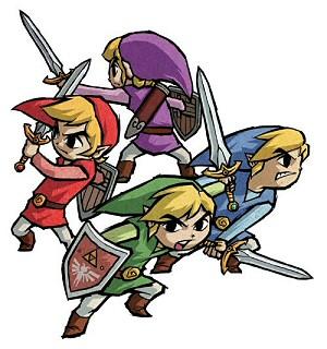 Four Swords Links