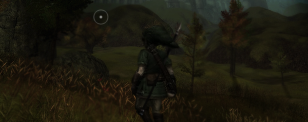 Zelda Wii Spear