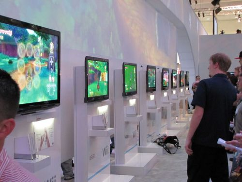Skyward Zelda E3 2010