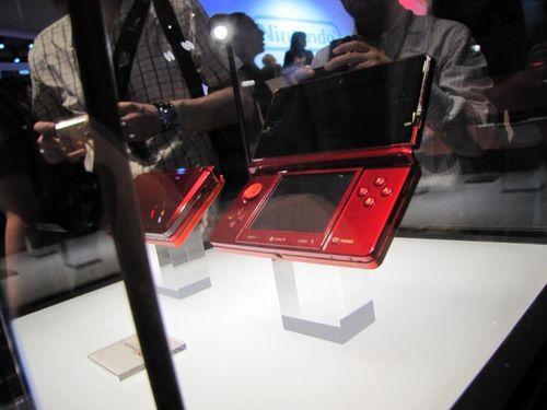 Nintendo 3DS E3 2010