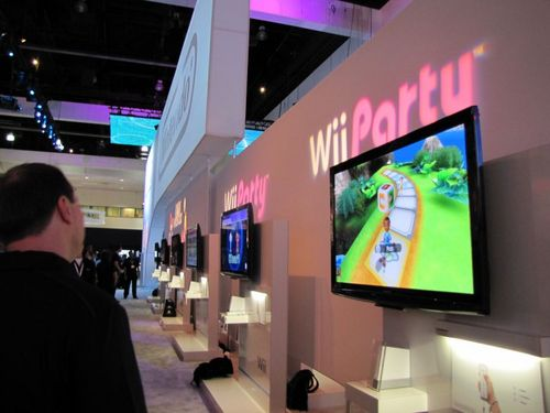 Wii Party E3 2010