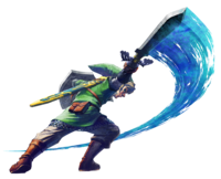 Skyward Sword Official Art 002
