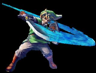 Skyward Sword Official Art 003