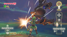Skyward Sword Screenshot 002