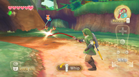 Skyward Sword Screenshot 005