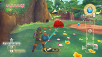 Skyward Sword Screenshot 007