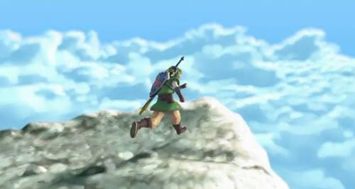 Skyward Sword Skyloft