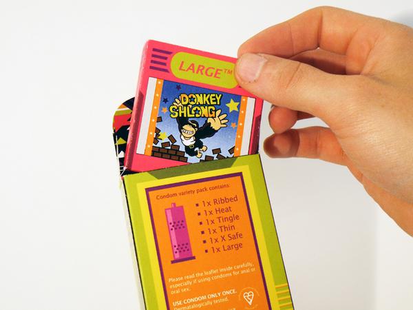 Video Game Condoms