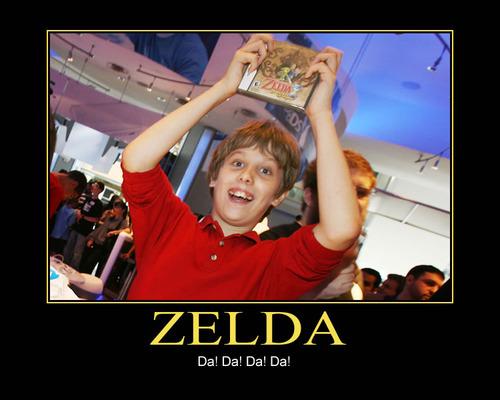 Yes, Zelda