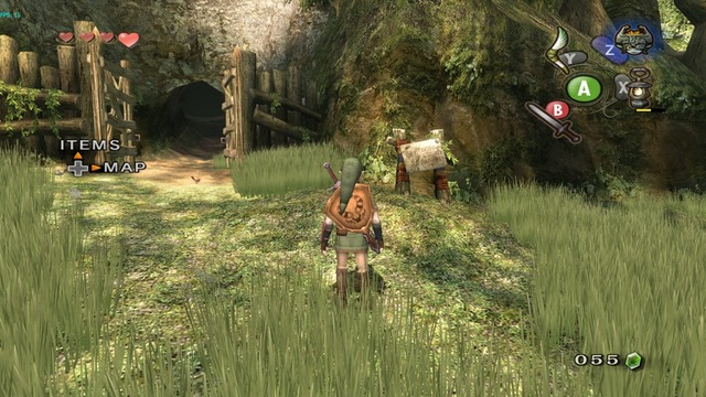 Twilight Princess Retexture Pack Screenshot