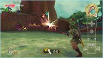Skyward Sword Screenshot 009