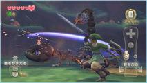 Skyward Sword Screenshot 011