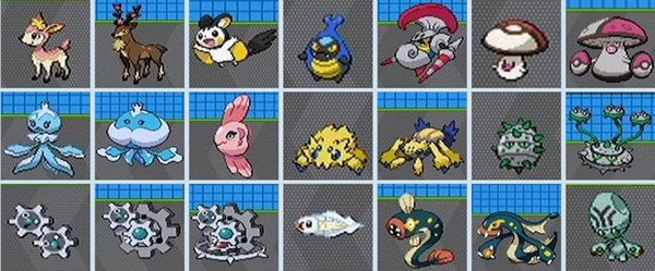 Pokémon Black and White Screenshot 007