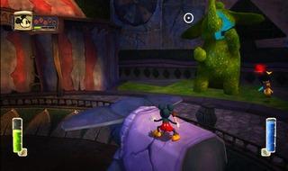 Epic Mickey Screenshot 005