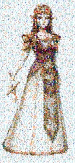 Zelda Mosaic