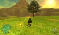 Another shot of Hyrule Field