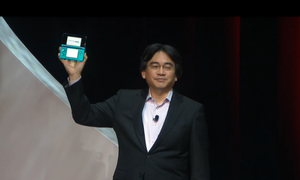 Iwata Reveals the 3DS