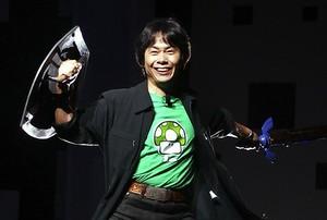 Shigeru Miyamoto as Link