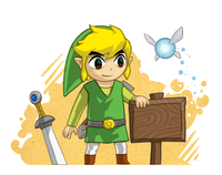 Toon_Link_and_balnk_sign__by_starfoch.png