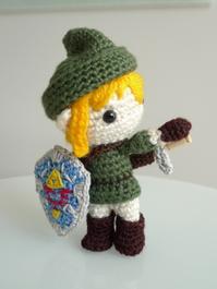 Link crochet