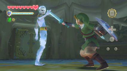Classic Link meets brand-new Ghirahim