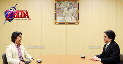 Iwata Asks: OoT 3D - Shigeru Miyamoto