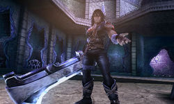 What's up with Japanese games and dudes with massive swords?
