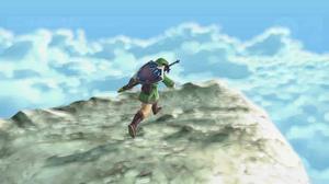Link Jump SS