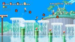 New Super Mario Bros. Mii Water World