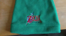 Ocarina of Time 3D - Link's hat preorder bonus