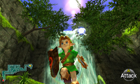 Welcome to Zora's Waterfall