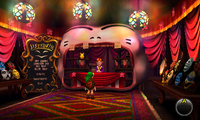 The Happy Mask Shop gets a facelift