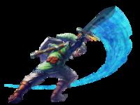 Link with the Skyward Sword 3