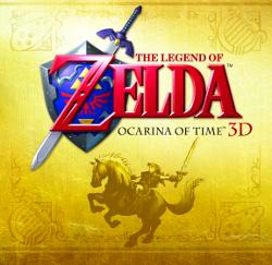 Ocarina of Time 3D Art
