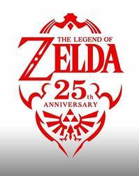 Thumbnail image for Zelda Official 25th Anniversary Logo.JPG