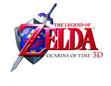 Thumbnail image for Ocarina of Time 3D Logo
