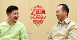 Iwata Asks: Zelda Turns 25 - Kondo and Yokota
