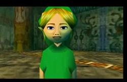 Link Clone's Creepy Smile