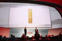 Skyward Sword's Gold Wii Remote Plus